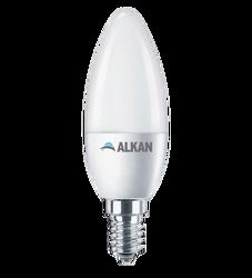 ALKAN - 5W E14 Duy 2700 Kelvin LED Ampul