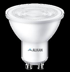 ALKAN - 7W GU10 Duy 3000K LED Ampul