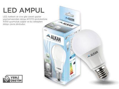 6W E27 Duy 6500K LED Ampul