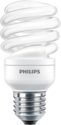 PHILIPS - ECONOMY TWISTER 12W WW E27 220-240V 1PF/6