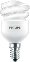 PHILIPS - ECONOMY TWISTER 5W WW E14 220-240V 1PF/6