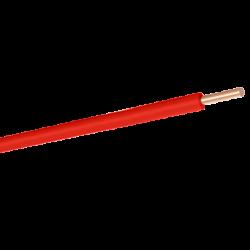 HES KABLO - Nya 1X1.5 H07V-U Pvc Kablo Kırmızı