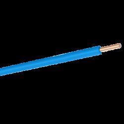 HES KABLO - Nya 1X2.5 H07V-U Pvc Kablo Mavi