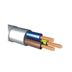 HES KABLO - Nym 3X1.5 Gri Kablo Re 500V Makhsy