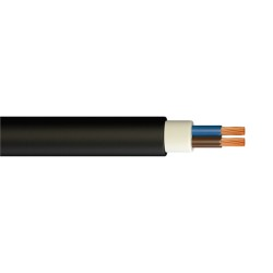 HES KABLO - YVV-R(NYY-O)3X120+70 Siyah Kablo Rm 1Kv Sıkghr