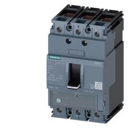 SIEMENS - Kompakt Şalter 3VA11 36kA 70-100A 3P