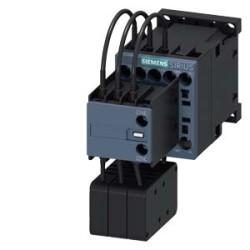 SIEMENS - Kompanzasyon Kontaktörü 400 V AC 0..12 5kVAR 1NO+1NC S00