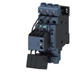 SIEMENS - Kompanzasyon Kontaktörü 400 V AC 11..33kVAR 1NO+2NC S0