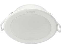 PHILIPS - 59202 MESON 105 7W 65K WH RECESSED LED