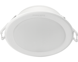 PHILIPS - 59203 MESON 125 10W 40K WH RECESSED LED