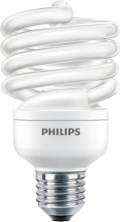 PHILIPS - Economy Twister 23W WW E27 220-240V 1PF/6 929689220601