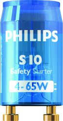PHILIPS - S10 4-65W SIN 220-240V BL LIS/12X25 928392110114