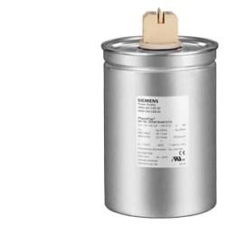 SIEMENS - Alçak Gerilim Güç Kondansatörleri 480 V Güç 30 KVAR Güç 400 VAC 21-5-LP