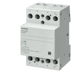SIEMENS - Insta Kontaktör 230V 63A 4Nc 5TT5853-0-LP