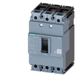 SIEMENS - Kompakt Şalter 125A 3VM1112-3ED32-0AA0-LP