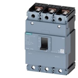 SIEMENS - Kompakt Şalter 200A 3VM1220-3ED32-0AA0-LP
