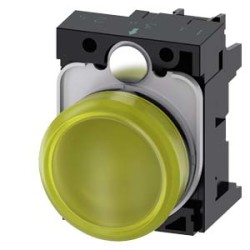 SIEMENS - LED SİNYAL LAMBASI SARI 3SU1106-6AA30-1AA0-CP