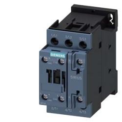 SIEMENS - Sırıus Kontaktör 3P Ac 230V 4 Kw 9A 1No+1Nc