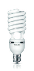 PHILIPS - TORNADO HIGH LUMEN 75W CDL E40 1CT/6 929676006501